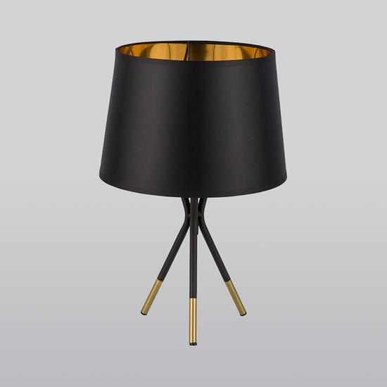 Фото №2 Настольная лампа с абажуром 5196 Ivo