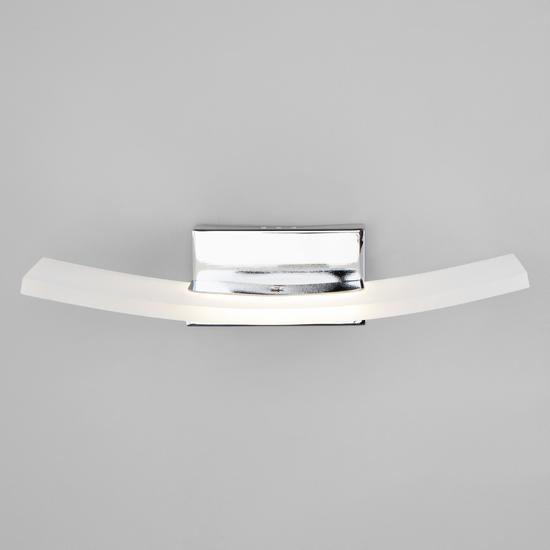Фото №3 Настенный светодиодный светильник 40152/1 LED хром