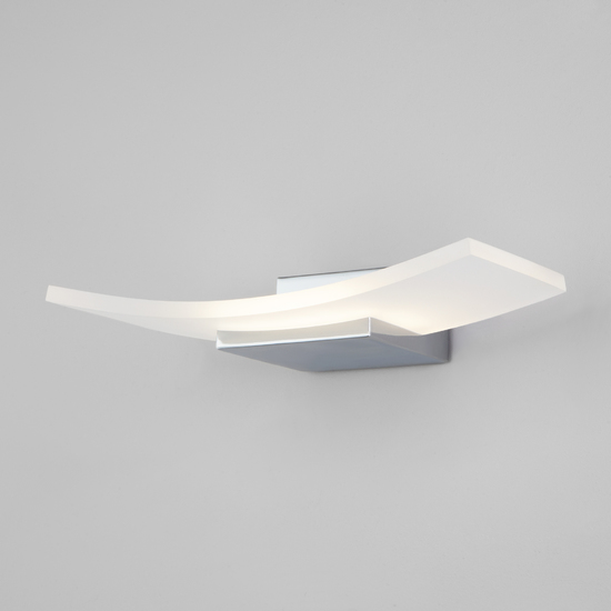 Фото №5 Настенный светодиодный светильник 40152/1 LED хром