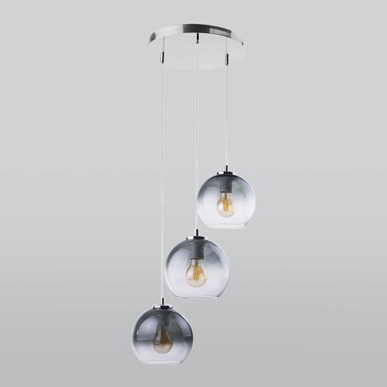 Фото №2 Подвесной светильник со стеклянным плафоном 2795 Santino