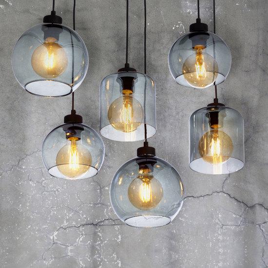 Фото №3 Потолочный светильник со стеклянными плафонами 2554 Sintra
