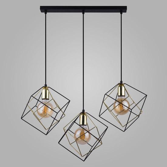Фото №2 Подвесной светильник в стиле лофт 190 Alambre