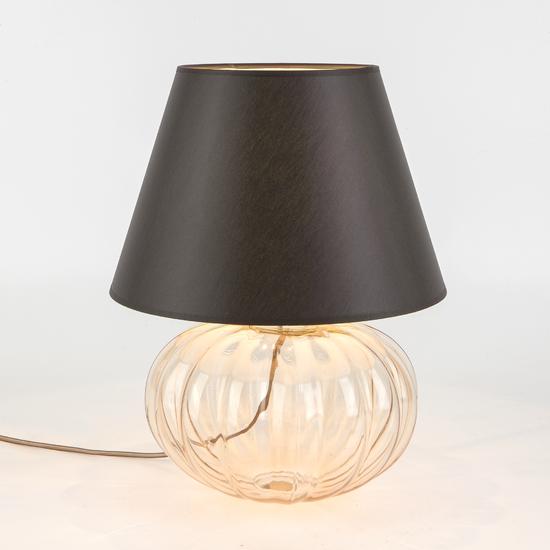 Фото №2 Настольная лампа с абажуром 1150 Buduar