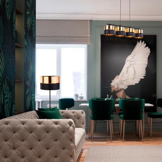 Фото №3 Подвесной светильник 4342 Hilton