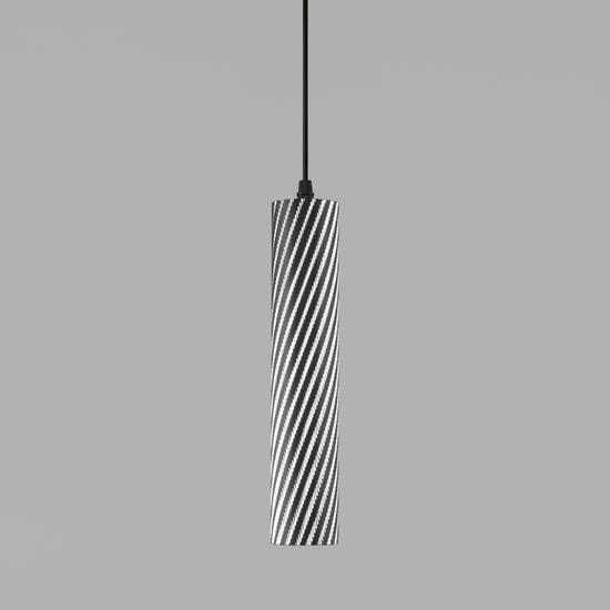 Фото №2 Подвесной светодиодный светильник 50190/1 LED черный