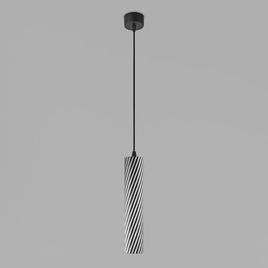 Фото №3 Подвесной светодиодный светильник 50190/1 LED черный