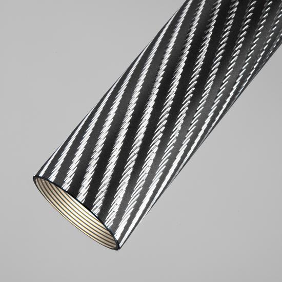 Фото №4 Подвесной светодиодный светильник 50190/1 LED черный