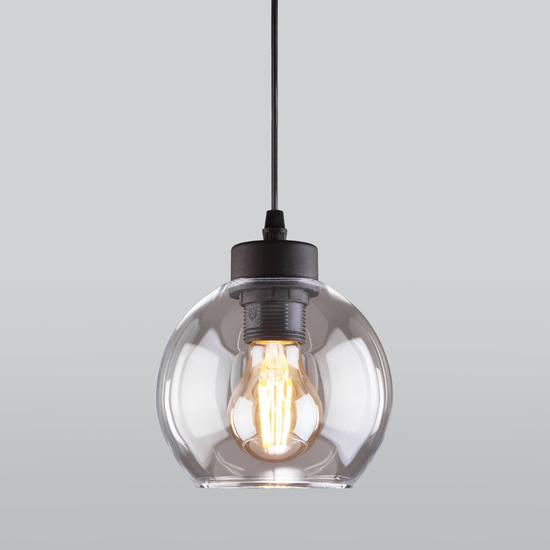 Фото №2 Подвесной светильник с круглым стеклянным плафоном 4319 Cubus