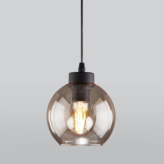 Фото №2 Подвесной светильник со стеклянным плафоном 4318 Cubus