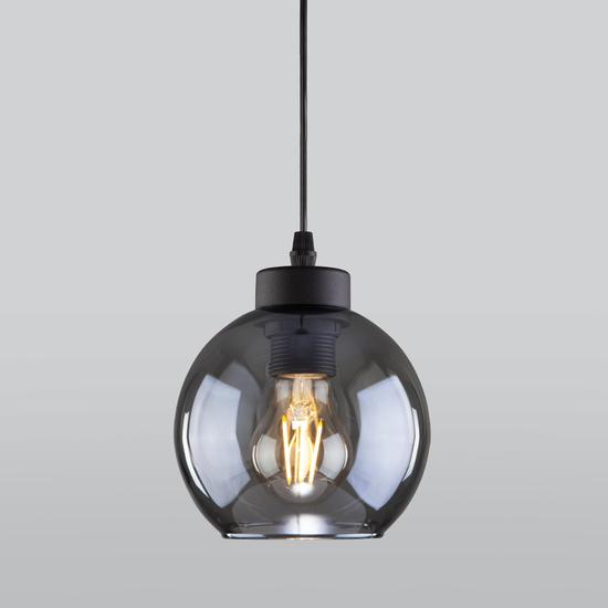 Фото №2 Подвесной светильник с круглым стеклянным плафоном 4317 Cubus
