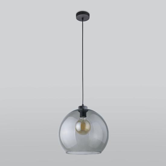 Фото №2 Подвесной светильник со стеклянным плафоном 4292 Cubus Graphite
