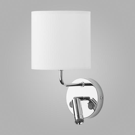 Фото №2 Настенный светильник с абажуром 4233 Enzo
