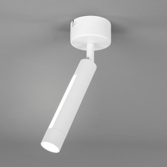 Фото №2 Настенно-потолочный светодиодный светильник 20084/1 LED белый