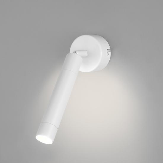 Фото №3 Настенно-потолочный светодиодный светильник 20084/1 LED белый