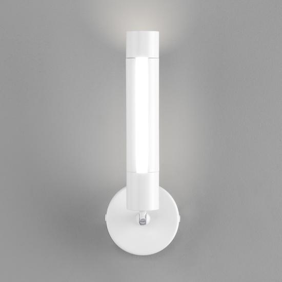 Фото №4 Настенно-потолочный светодиодный светильник 20084/1 LED белый