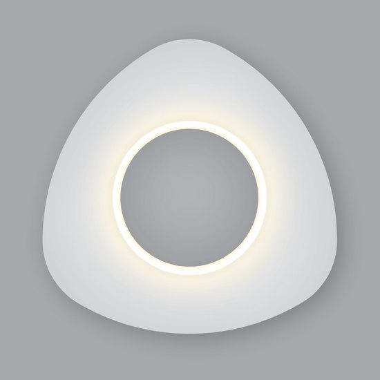 Фото №2 Настенный светодиодный светильник 40151/1 LED белый