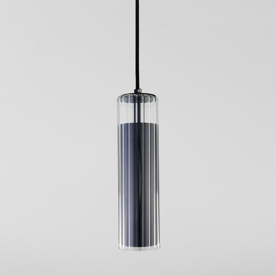Фото №2 Подвесной светодиодный светильник 50187/1 LED черный