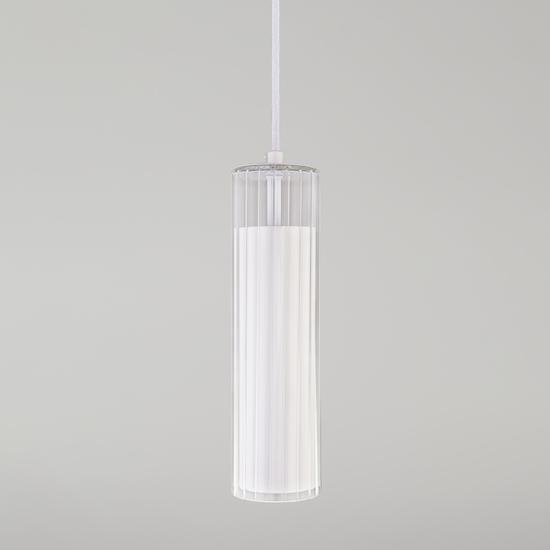 Фото №2 Подвесной светодиодный светильник 50187/1 LED белый