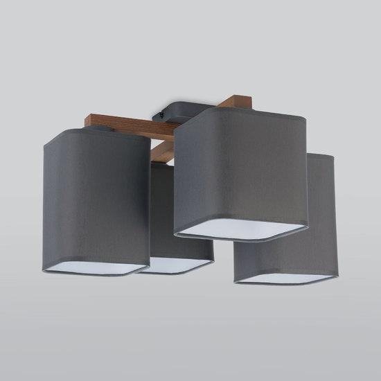 Фото №2 Потолочный светильник 4166 Tora Gray