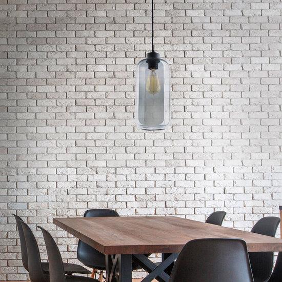 Фото №4 Подвесной светильник со стеклянным плафоном 2077 Marco