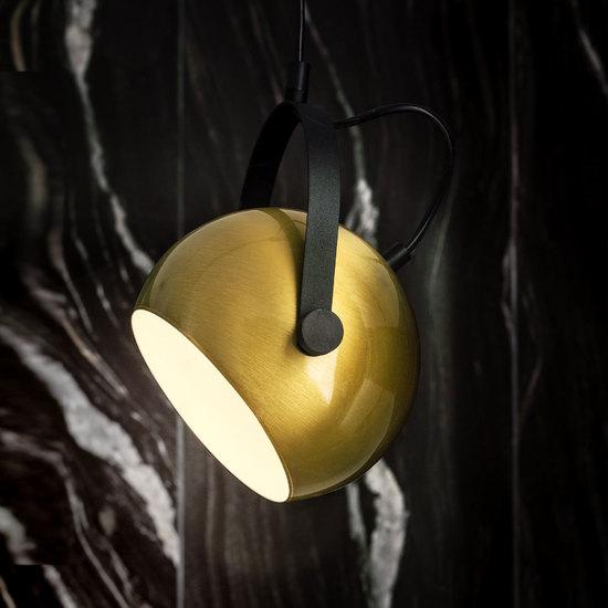 Фото №4 Подвесной светильник 4151 Parma Gold