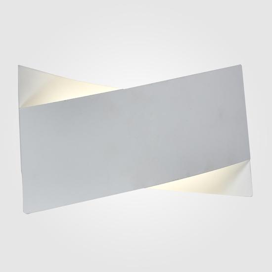 Фото №3 Настенный светодиодный светильник 40145/1 LED белый