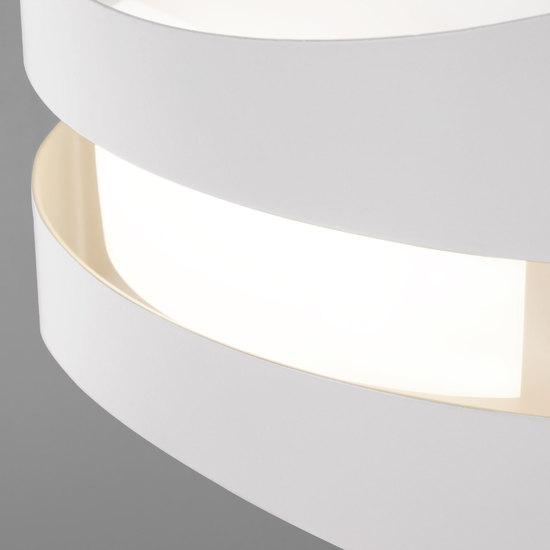 Фото №4 Настенный светодиодный светильник 40144/1 LED белый
