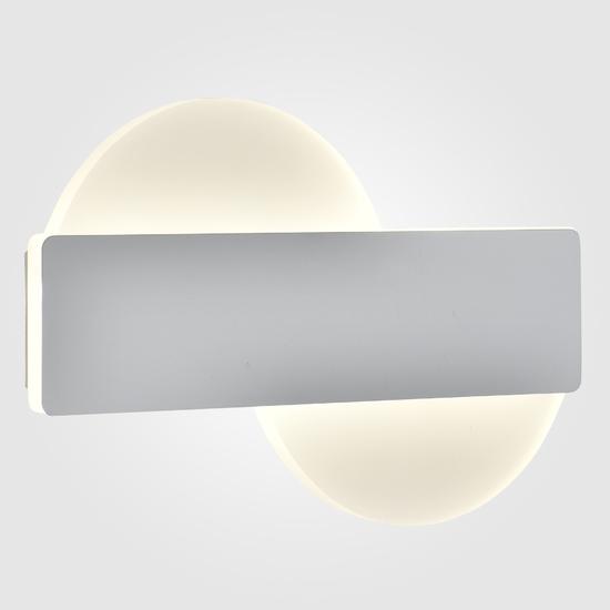 Фото №6 Настенный светодиодный светильник 40143/1 LED белый