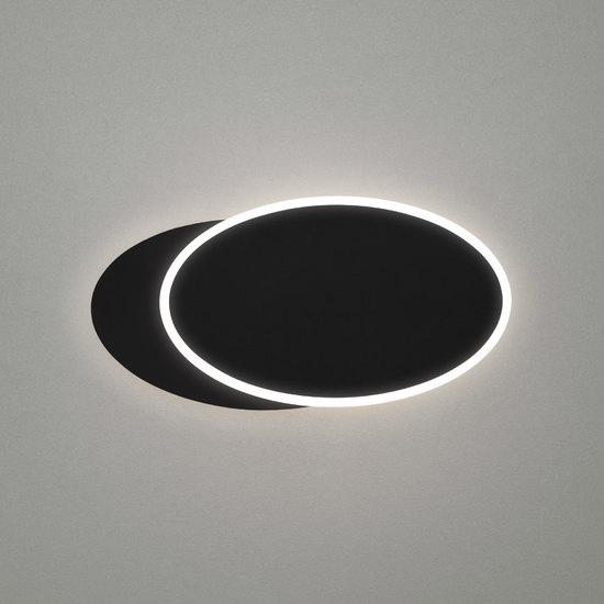 Фото №5 Настенный светодиодный светильник 90315/2 черный