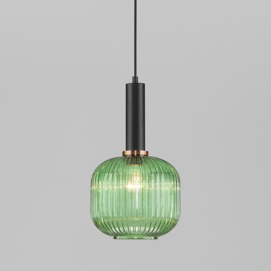 Фото №2 Подвесной светильник 50182/1 зеленый