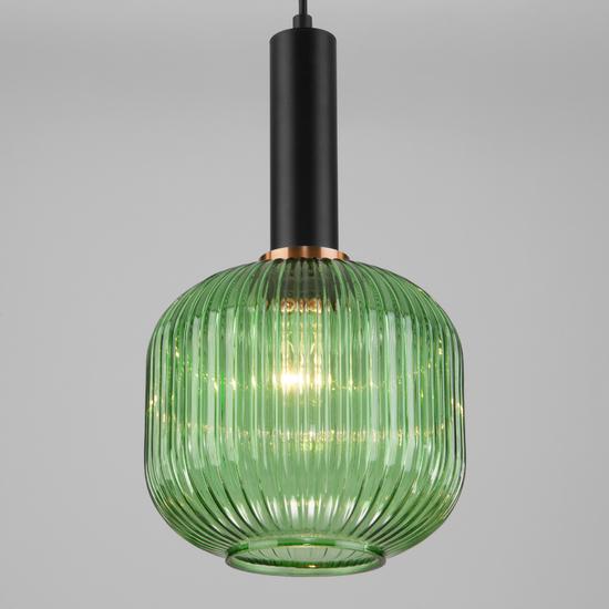 Фото №5 Подвесной светильник 50182/1 зеленый
