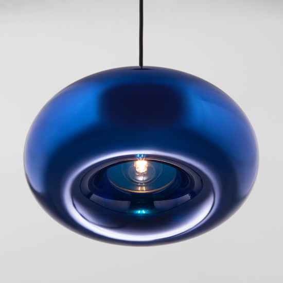 Фото №5 Подвесной светильник 50166/1 синий