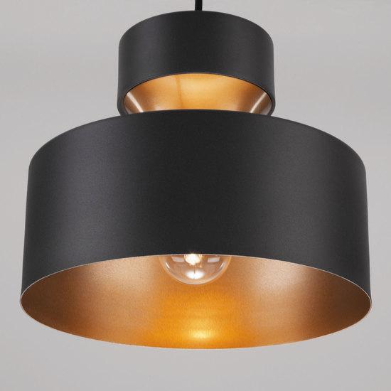 Фото №5 Подвесной светильник 50171/1 черный
