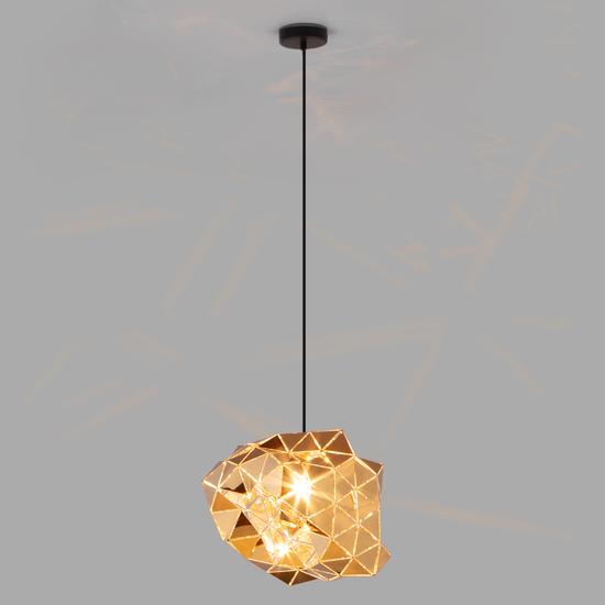 Фото №5 Подвесной светильник 50169/1 золото