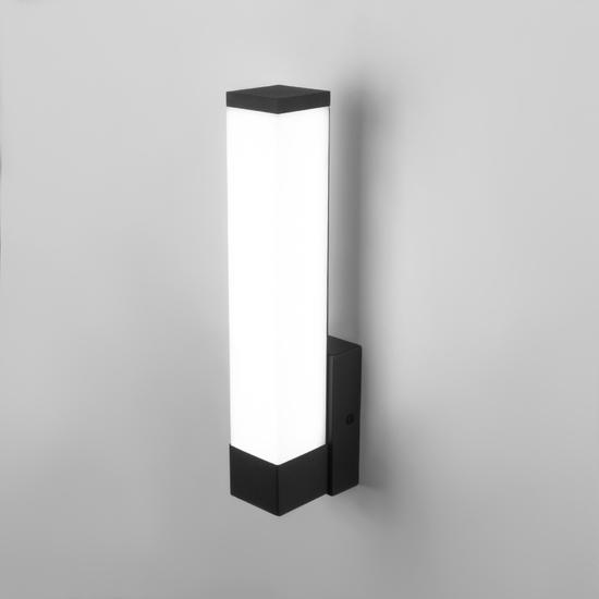 Фото №2 Jimy LED чёрный настенный светодиодный светильник Jimy LED чёрный