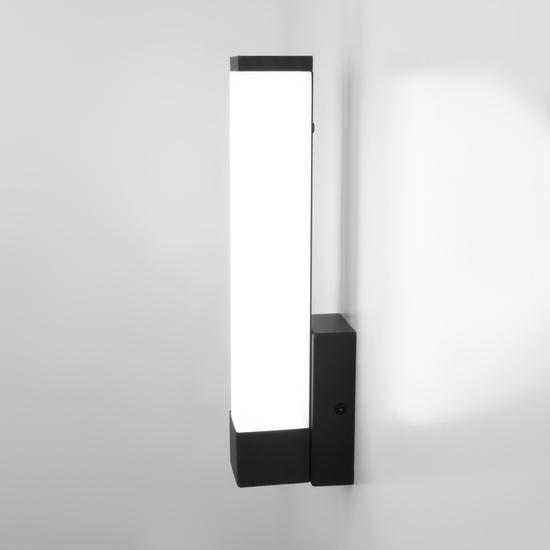 Фото №3 Jimy LED чёрный настенный светодиодный светильник Jimy LED чёрный