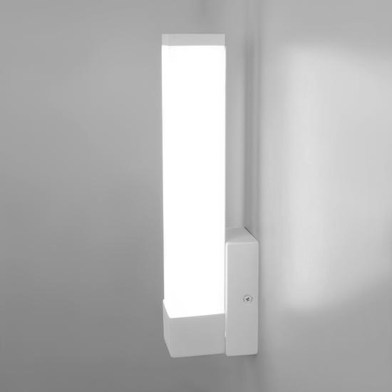 Фото №3 Jimy LED белый (настенный светодиодный светильник Jimy LED белый (MRL LED 1110)