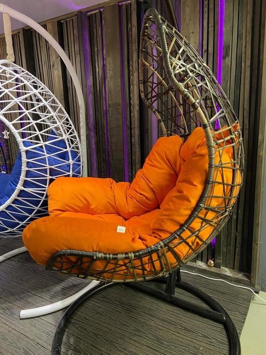 Фото №3 Подвесное кресло Альберто