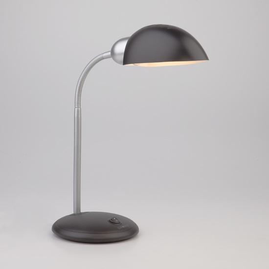 Фото №2 Черная настольная лампа 1926  черный