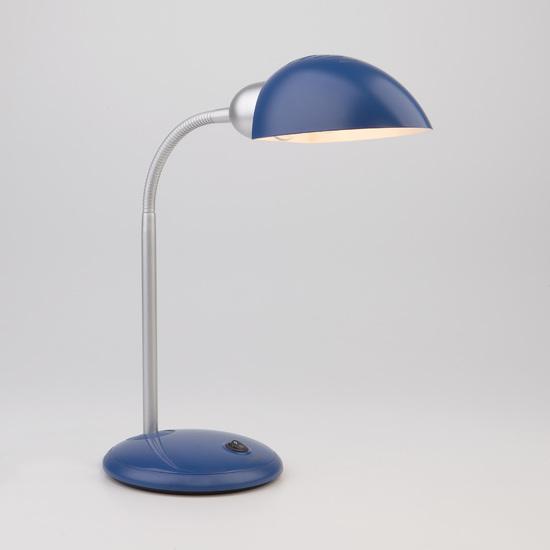Фото №2 Настольная лампа для школьника 1926  синий
