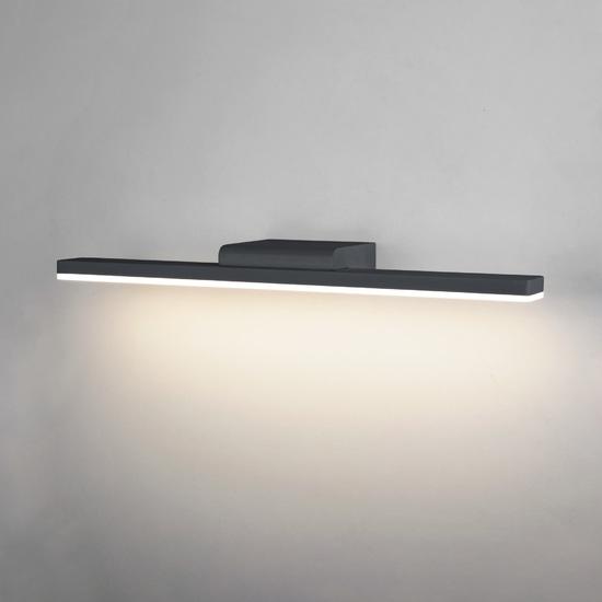 Фото №2 Protect LED чёрный настенный светодиодный светильник MRL LED 1111