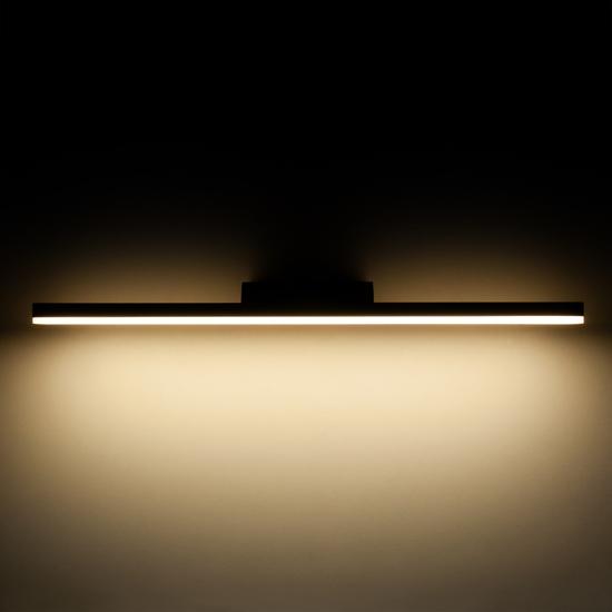 Фото №3 Protect LED чёрный настенный светодиодный светильник MRL LED 1111