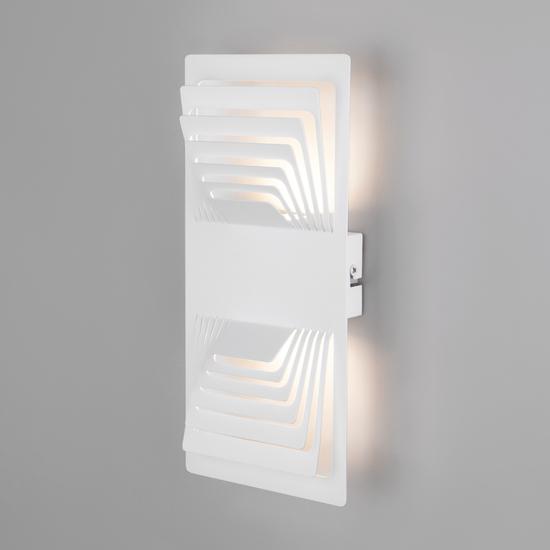 Фото №2 Onda LED белый  настенный светодиодный светильник MRL LED 1025