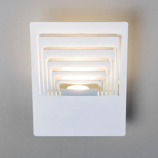 Фото №3 Onda LED белый настенный светодиодный светильник MRL LED 1024
