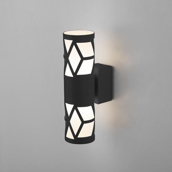 Фото №2 Fanc LED черный настенный светодиодный светильник MRL LED 1023