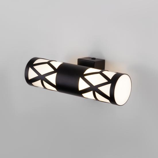 Фото №3 Fanc LED черный настенный светодиодный светильник MRL LED 1023
