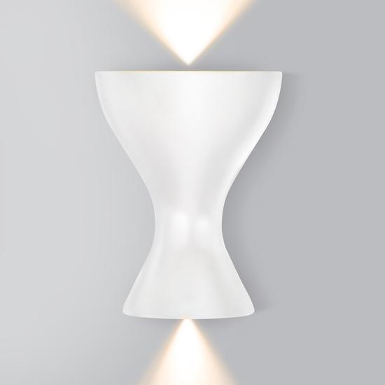Фото №3 Eos LED белый настенный светодиодный светильник MRL LED 1021