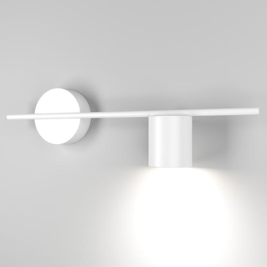 Фото №2 Acru LED белый  настенный светодиодный светильник MRL LED 1019