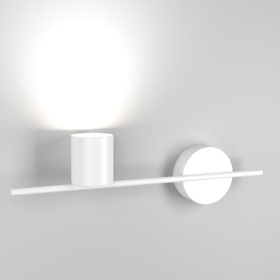 Фото №3 Acru LED белый  настенный светодиодный светильник MRL LED 1019