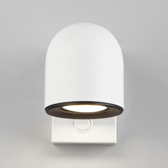 Фото №3 Ogma GU10 SW белый настенный светильник MRL 1009